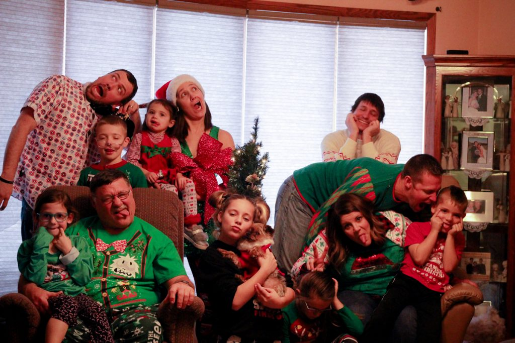 2017 Gott Family Funny Picture Tradition