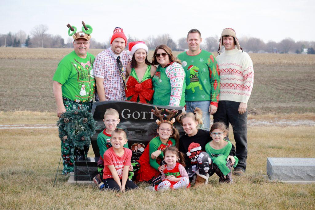 2017 Gott Family Christmas