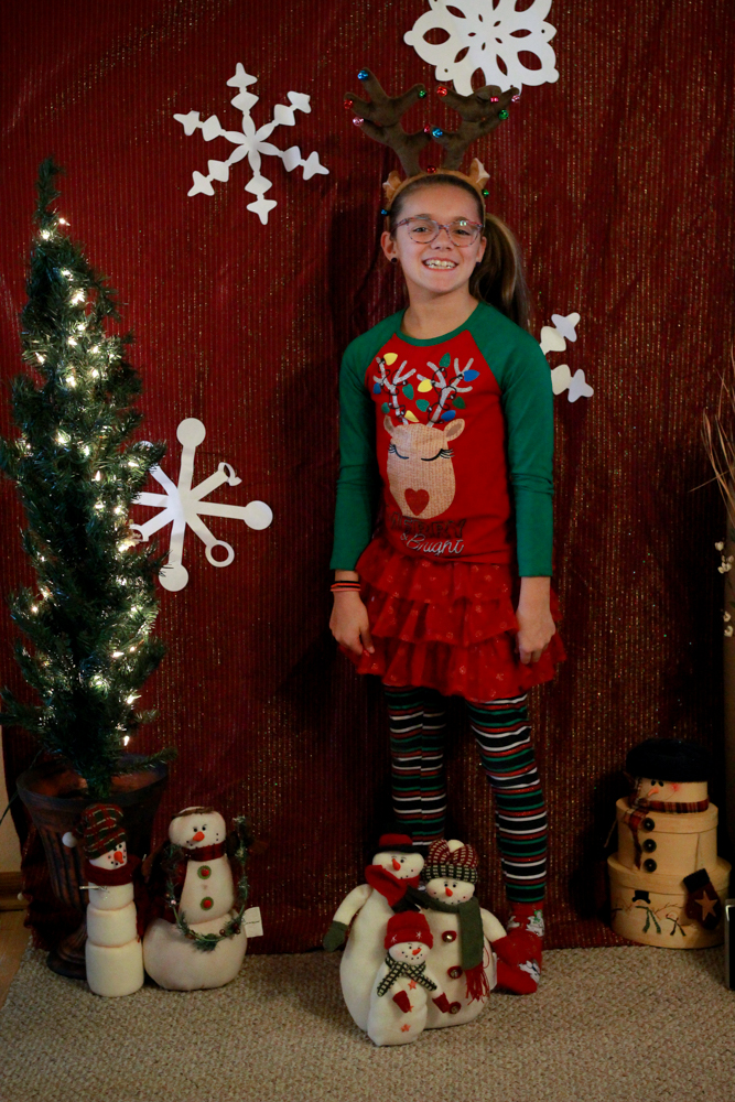 2017 Ugly Sweater Ava