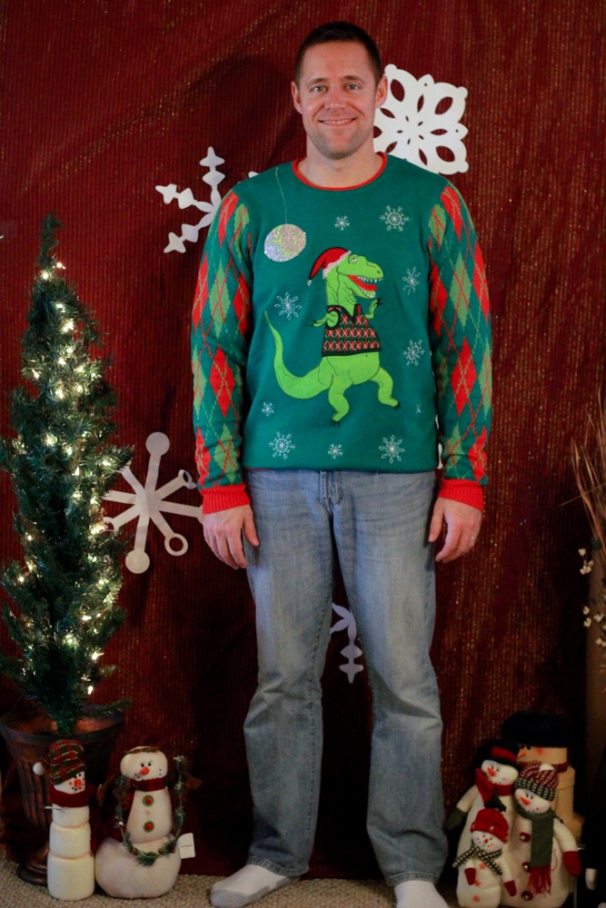 2017 Ugly Sweater Ryan