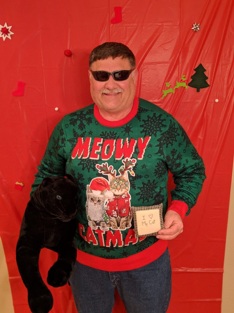 2018 Ugly Sweater Jerry
